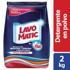 Lavomatic Floral Deterg